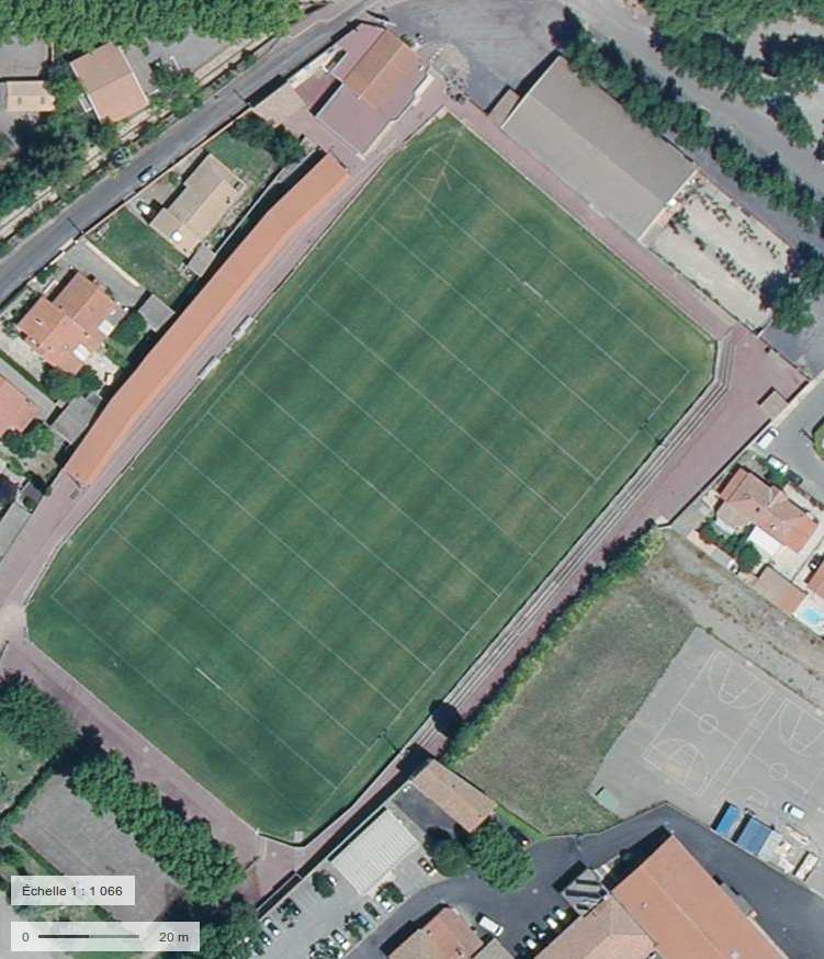 Stade Moulin Satellite